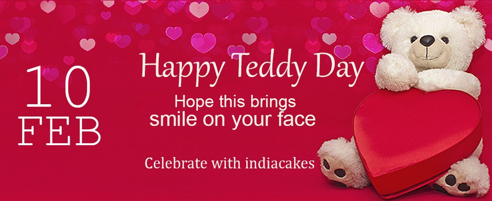 teddy day 10 feb