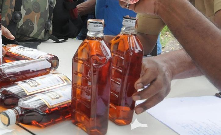 7 people killed by drinking poisonous liquor in Barabanki