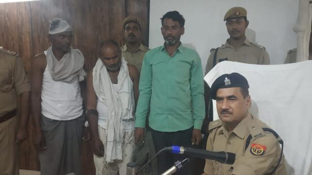 Gonda police arrested all accused in Puraspur massacre within 24 hours