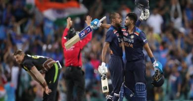 Indian Team Win T 20